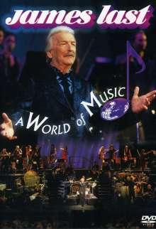 James Last: A World Of Music, DVD