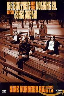 Big Brother & The Holding Company: Nine Hundred Nights, DVD