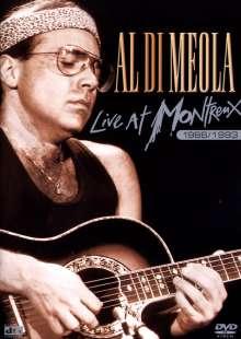 Al Di Meola (geb. 1954): Live At Montreux 1986/1993, DVD