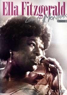 Ella Fitzgerald (1917-1996): Live At Montreux 1969, DVD
