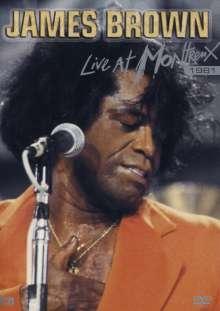 James Brown: Live At Montreux 1981 + Bonus, DVD