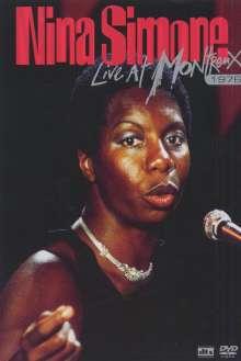 Nina Simone (1933-2003): Live At Montreux 1976, DVD