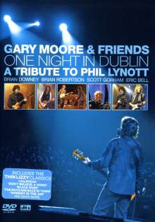 Gary Moore: One Night In Dublin: A Tribute To Phil Lynott, DVD