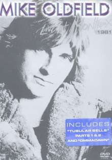 Mike Oldfield (geb. 1953): Live At Montreux 1981, DVD