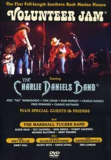 Charlie Daniels: Volunteer Jam, DVD