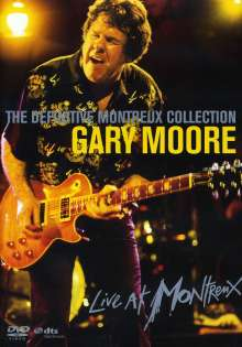 Gary Moore: The Definitive Montreux Collection - Live Montreux 1990-2001, 2 DVDs