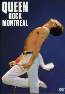 Queen: Rock Montreal 1981, DVD
