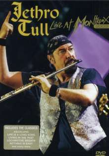Jethro Tull: Live At Montreux 2003, DVD