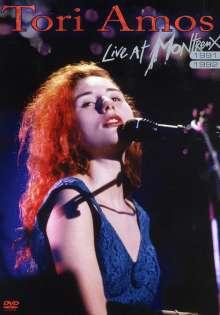 Tori Amos: Live At Montreux 1991 / 1992, DVD