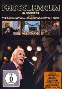 Procol Harum: In Concert: Live In Denmark 2006, DVD