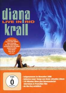 Diana Krall (geb. 1964): Live In Rio 2008, DVD