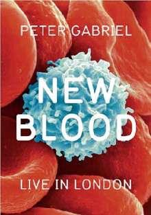 Peter Gabriel: New Blood: Live In London, DVD