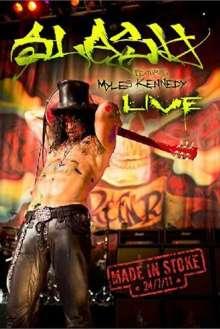 Slash: Made In Stoke 24/07/11, DVD