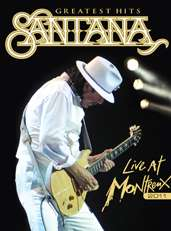 Santana: Greatest Hits - Live At Montreux 2011, 2 DVDs