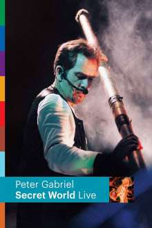 Peter Gabriel: Secret World: Live 1993, DVD