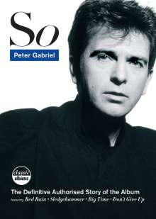 Peter Gabriel: So (Classic Albums), DVD