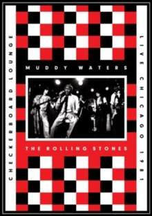 Muddy Waters & The Rolling Stones: Live At The Checkerboard Lounge, DVD