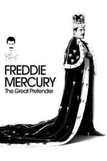 Freddie Mercury: The Great Pretender, DVD