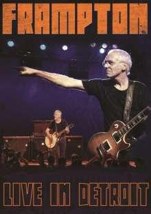 Peter Frampton: Live in Detroit 1999, DVD