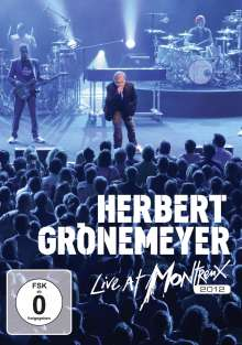 Herbert Grönemeyer: Live At Montreux 2012, DVD