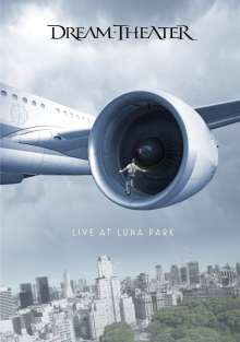 Dream Theater: Live At Luna Park 2012, 2 DVDs