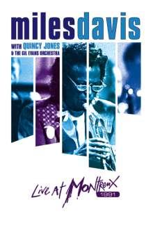 Miles Davis & Quincy Jones: Live At Montreux 1991, DVD