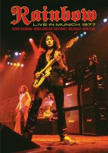 Rainbow: Live In Munich 1977 (Re-Release), DVD