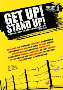 Get Up! Stand Up!: Highlights From The Human Rights Concerts 1986 - 1998, DVD