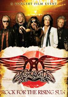 Aerosmith: Rock For The Rising Sun: Live In Japan 2011, DVD