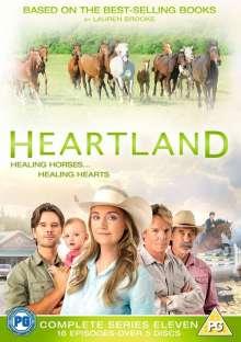 Heartland Season 11 (UK Import), 5 DVDs