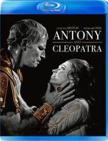 Antony and Cleopatra (1972) (Blu-ray) (UK Import), Blu-ray Disc