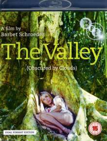 The Valley (Obscured By Clouds) (1972) (Blu-ray & DVD) (UK-Import), 2 Blu-ray Discs