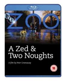 A Zed And Two Naughts (1985) (Blu-ray) (UK Import), Blu-ray Disc