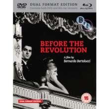 Before The Revolution (1964) (Blu-ray & DVD) (UK Import), 1 Blu-ray Disc und 1 DVD