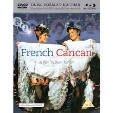 French Cancan (1954) (Blu-ray & DVD) (UK Import), Blu-ray Disc