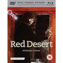 Red Desert (1964) (Blu-ray & DVD) (UK Import), 1 Blu-ray Disc und 1 DVD