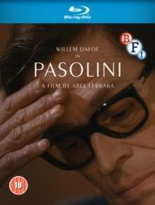 Pasolini (2014) (Blu-ray) (UK Import), Blu-ray Disc