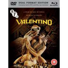 Valentino (1976) (Blu-ray & DVD) (UK Import), 1 Blu-ray Disc und 1 DVD