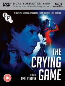 The Crying Game (1992) (Blu-ray & DVD) (UK Import), 2 Blu-ray Discs