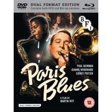 Paris Blues (1960) (Blu-ray & DVD) (UK Import), 2 Blu-ray Discs