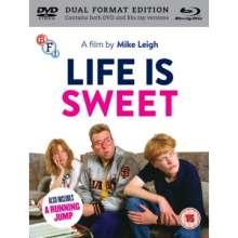 Life Is Sweet (1990) & A Running Jump (2012) (Blu-ray & DVD) (UK Import), 2 Blu-ray Discs