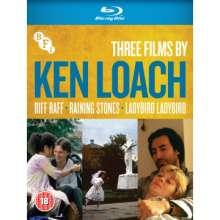 Three Films by Ken Loach (Blu-ray) (UK Import), Blu-ray Disc