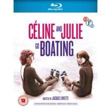 Céline et Julie vont en bateau (1974) (Blu-ray) (UK Import), Blu-ray Disc