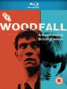 Woodfall Films: A Revolution in British Cinema (Blu-ray) (UK Import), 8 Blu-ray Discs