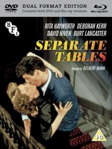 Separate Tables (Blu-ray & DVD) (UK Import), 1 Blu-ray Disc und 1 DVD