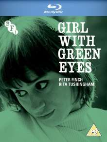 Girl With Green Eyes (Blu-ray) (UK Import), Blu-ray Disc