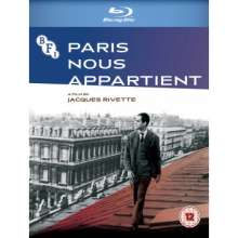 Paris Nous Appartient (1961) (Blu-ray) (UK Import), Blu-ray Disc