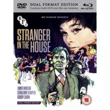 Stranger In The House (1967) (Blu-ray & DVD) (UK Import), Blu-ray Disc