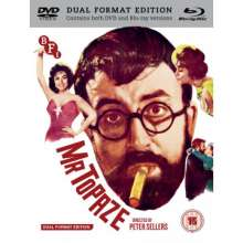 Mr. Topaze (1961) (Blu-ray & DVD) (UK Import), 1 Blu-ray Disc und 1 DVD