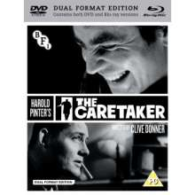 The Caretaker (1963) (Blu-ray & DVD) (UK Import), 1 Blu-ray Disc und 1 DVD